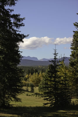 Nordegg Alberta Rocky Mountains